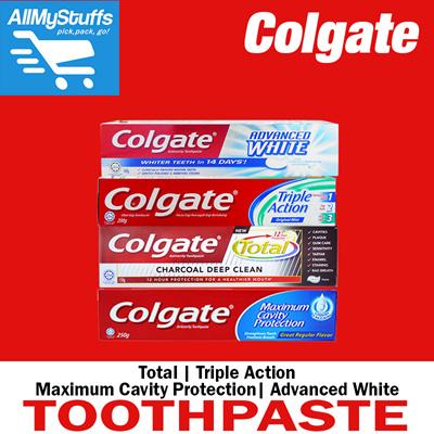 colgate toothpaste origin