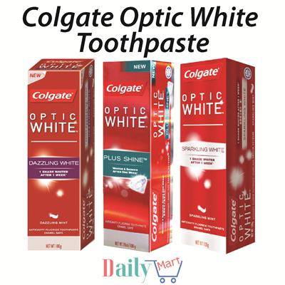 Colgate Optic White Review >> Qoo10 - Colgate Optic White : Household & Bedding