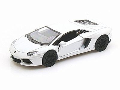 Qoo10 Collectable Diecast Lamborghini Aventador Lp700 4 1 38 White