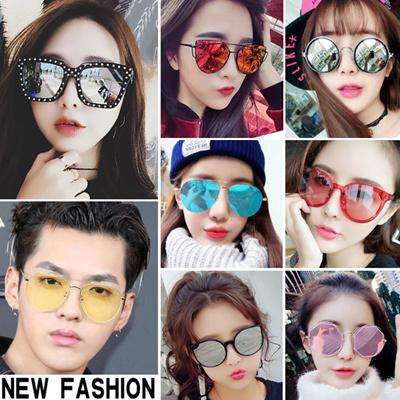 80802357b93 Color life2019 Women Fashion Sunglasses ★ Eyeglasses ★ Retro Couple glasses  ★ UV protection Polarized Glasses
