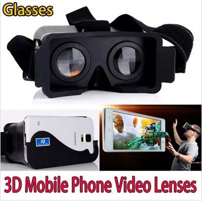 Qoo10 - 3D Video Glasses : Mobile Accessories