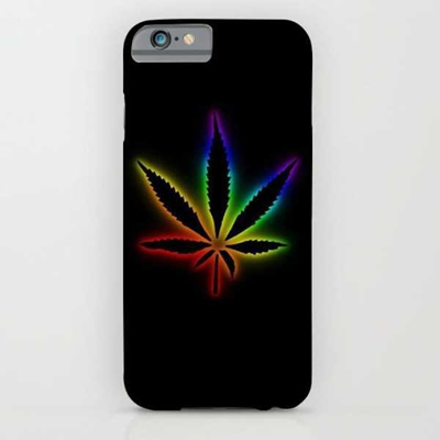 Qoo10 - Colorful weed galaxy cell phone case covers for iPhone X SE 4 5 5s  6 6...   Leisure   Travel 60ef9666ee9c