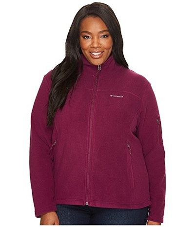 e98c3880831 Qoo10 - Columbia  Plus Size Fast Trek II Full Zip Fleece Jacket ...
