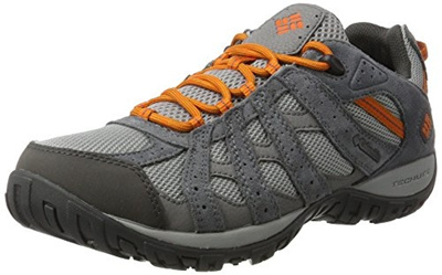 Columbia Mens Redmond Waterproof Hiking Shoes
