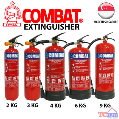 Qoo10 - Combat Extinguisher : Automotive & Industry