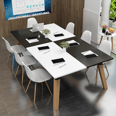 Conference Tables Office Furniture Commercial Furniture wooden office  tables office desk 180*60*74cm