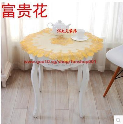 Small Round Table Cloths.Continental Gilt Dial Pad Small Round Table Coffee Table Tablecloths Disc Pad Hollow Pvc Bronzing Ro
