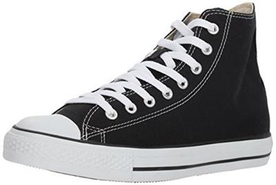 a64f09fedfa9 Qoo10 - Converse Chuck Taylor All Star Hi Men US 9.5 Black Athletic Sneakers    Shoes