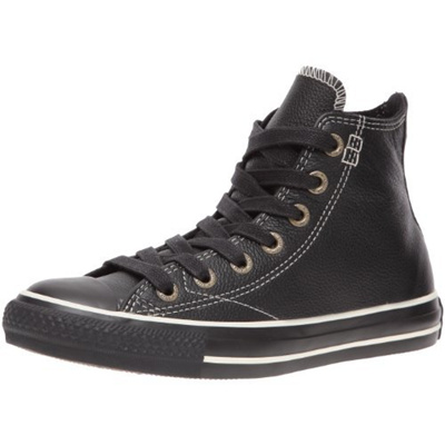Qoo10 - Converse Chuck Taylor All Star European Style High Leather Sneaker  Bla...   Shoes 5f69ad2a1638d