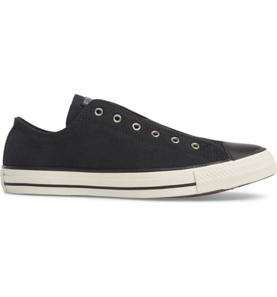 16d196b9ca2 Qoo10 - Converse Chuck Taylor All Star Laceless Low Top Sneaker (Men)  (Regular...   Shoes