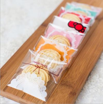 Cookies Bag Self Adhesive Cookie Goos Food Packaging Ng