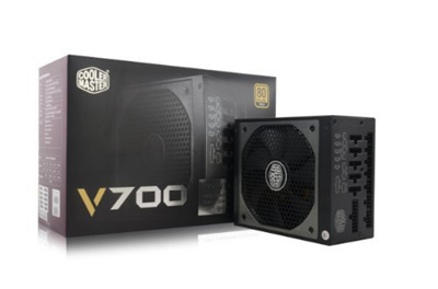 Qoo10 Cooler Master V700 700w Power Supply With Fully Modular