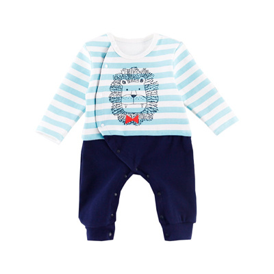 4969cf698baa Qoo10 - Cotton Baby Rompers Spring Baby Girl Clothes Cartoon Lion ...