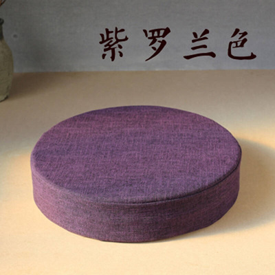 Cotton Futon Mattress Fabric Round Tatami Sibao Road Terrace Bay Window Thickened Pads Removable And