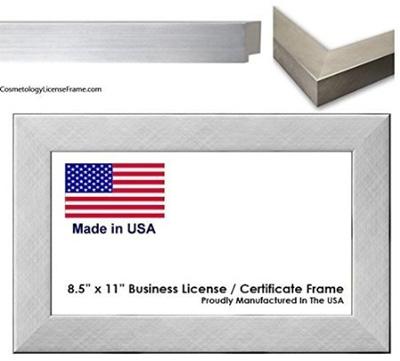Qoo10 - CountryArtHouse 8.5 x 11 Inch Professional Business License ...