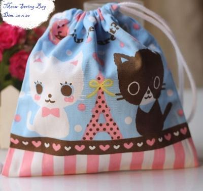 Qoo10 - Couple Cat String Ba   Stationery   Supplies 904e1d309