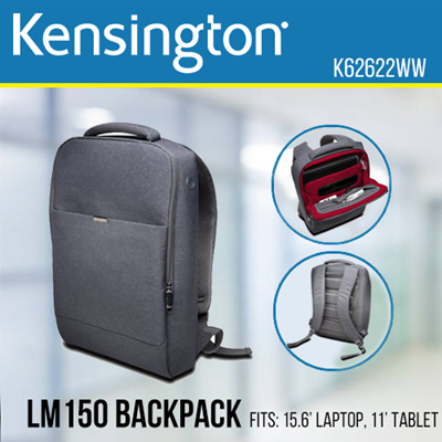 4705f6f87313 Qoo10 - Kensington LC140 14.4 Inch Backpack / LM150 15.6 Inch Cool ...