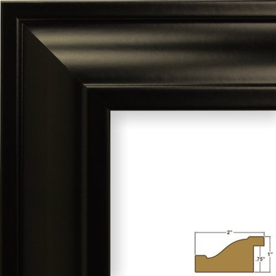 Qoo10 - Craig Frames 21834700BK 12x16 Picture/Poster Frame, Smooth ...