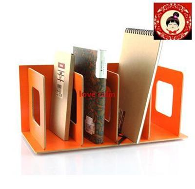 Qoo10 - Creative home CD rack cards placed in storage shelf DIY Storage Rack w... : Furniture & Deco