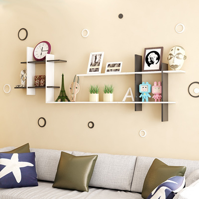 Qoo10 Creative Plaid Bedroom Walls Decorating The Living Room