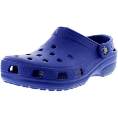8eaa5a3b115fc7 Qoo10 - Crocs Mens Classic Navy Ankle-High Rubber Sandal - 5M   Shoes