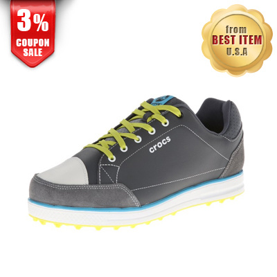 a02f791d7 Qoo10 - Crocs Mens Men s 15099 Karlson Golf Shoe   Men s Bags   Shoes