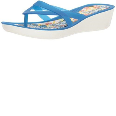 24d53023f3a3 Qoo10 - (Crocs) Women s Sandals DIRECT FROM USA Crocs Women s Isabella Print  W...   Shoes