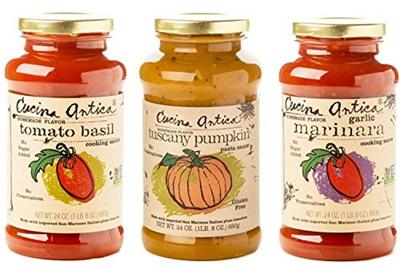 Qoo10 Cucina Antica All Natural Pasta Sauce Tuscany Pumpkin 3