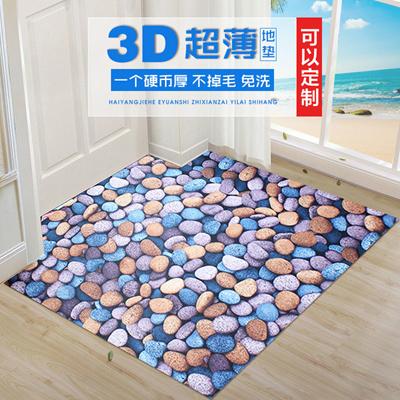 Custom Slim Cropped Stepping 2MM Entrance Door Mat Door Mat Door Carpet In  The Foyer Door