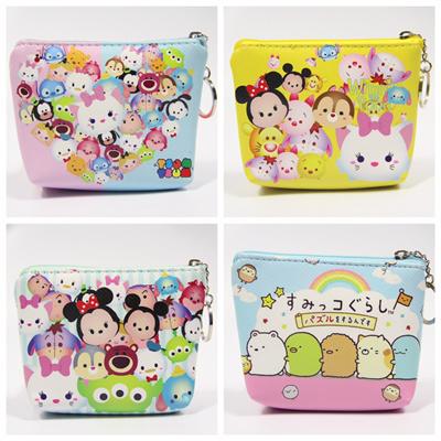 a836d46e2ae3 cute purse  coin purse  peppa pig  my little pony   frozen  tsum
