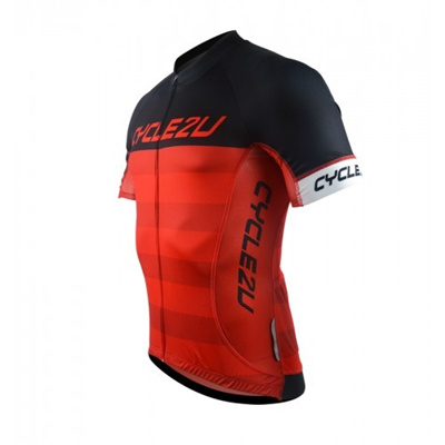 455857aee Qoo10 - CYCLE2U Professional Man´s Shorts Sleeve Cycling Jersey   Sports  Equipment