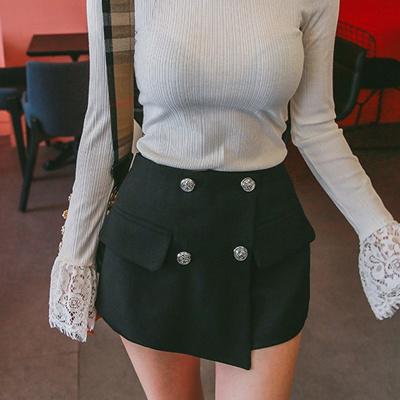 0075a652fe Qoo10 - DABAGIRL skirts (Korea Fashion) 【DB51402】 : Women's Clothing