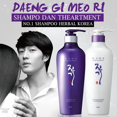 [DAENG GI MEO RI] Shampoo and Theartment ☆ BEST ITEM ☆ Korea no.