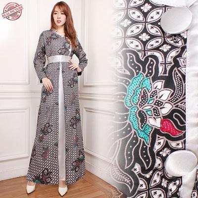 608158be305c7 DAHSYAT PROMO Maxi Dress Lyura Longdress Women Batik Dress