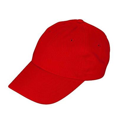 7fc43af4d32 Qoo10 - DALIX Youth Childrens Cotton Cap Plain Hat Black Khaki Navy Pink  Red W...   Kids Fashion