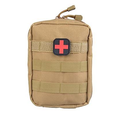 (Darkyazi) Darkyazi Tactical EMT Utility Pouch Molle Medical Ifak First Aid  Bag Military Ripaway