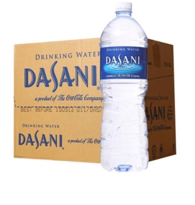 Qoo10 - DaSaNi Water Mineral Water (600ml x 24) (1.5L x 12 ...