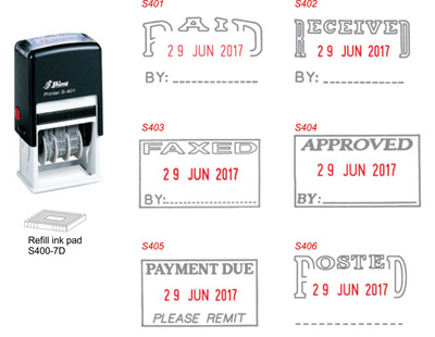 Qoo10 Date Stamp Stationery Amp Supplies