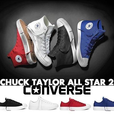 converse chuck taylor 2