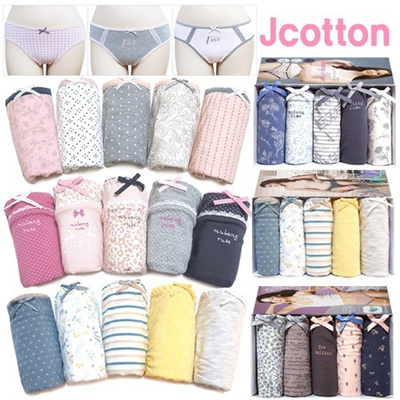 f9fc2068eee4 Qoo10 - [Day panties] (cuk065) Jay Cotton underwear panties 12 kinds of  span p... : Underwear & Sock.