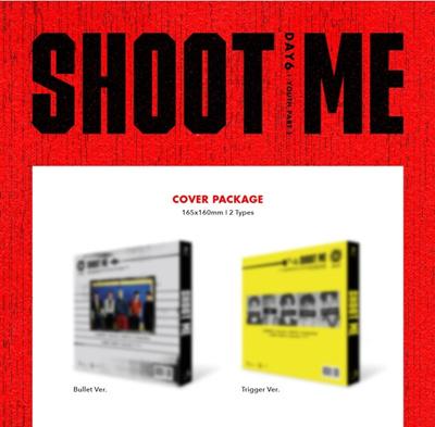 Qoo10 - [ DAY6 ] Shoot Me : : CD / DVD