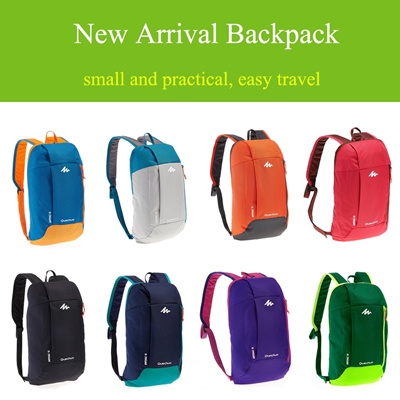 ce7d9c4525 Qoo10 - Decathlon backpack male   female   student mini sports leisure  travel ...   Bag   Wallet