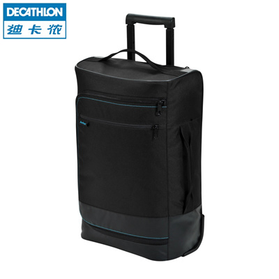 809541d891 Qoo10 - Decathlon men and women new trolley case suitcase luggage cabin 20  inc... : Bag & Wallet