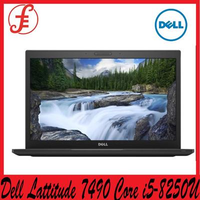 DELLDell LAPTOP NOTEBOOK Lattitude 7490 Core i5-8250U 8GB 256GB SSD 14 0  Inch Windows 10 Pro Laptop
