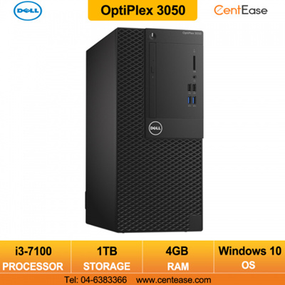 Superb Delldell Optiplex 3050 Mini Tower Pc I3 7100U W10Pro Office Home Business 2016 Home Interior And Landscaping Palasignezvosmurscom