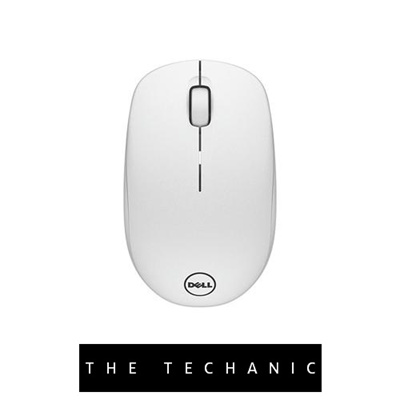 5036d1cf89c Qoo10 - DELL WM126 OPTICAL WIRELESS MOUSE WHITE : Computer & Games