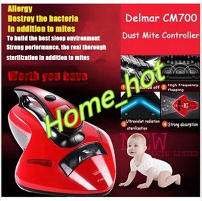 Delmar (Deerma) CM700 UV Bed Vacuum Cleaner / Bed Bugs Killer with  Ultraviolet Disinfection Sterilization