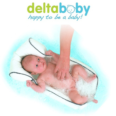 Qoo10 - 【Delta Baby Easy Bath】Floating Cushion Mattress/Baby ...