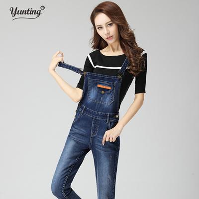 3980605fbe21 Qoo10 - Denim Rompers Womens Jumpsuit Jeans Overalls Elegant Denim Overalls  Wo...   Women s Clothing