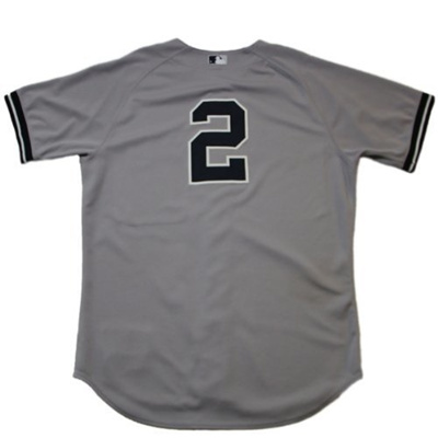 Qoo10 - Derek Jeter Jersey - New York Yankees 2013season Authentic Game  Used  ...   Collectibles   B.. a412a667cb6